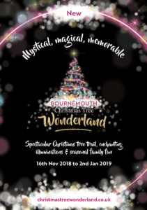 Christmas Tree Wonderland poster