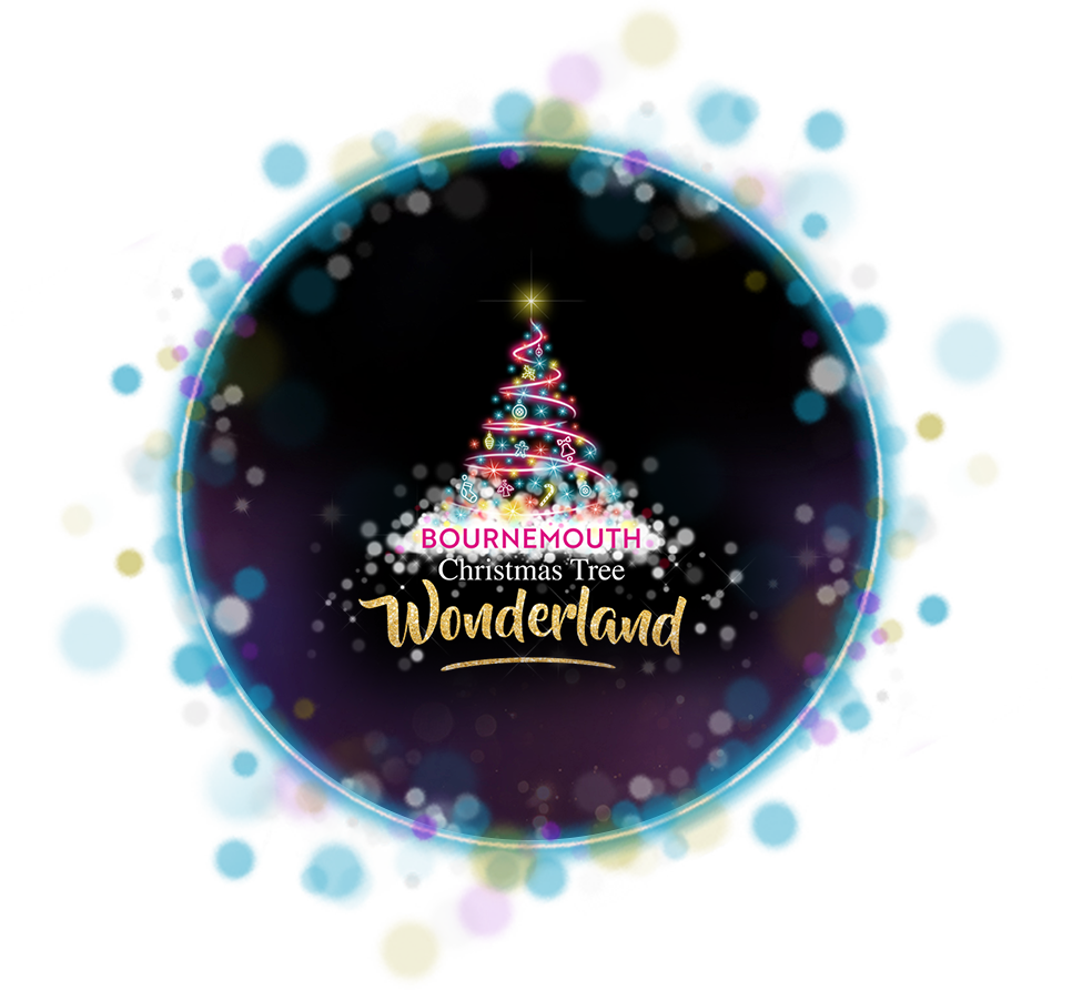 The Bournemouth Christmas Tree Wonderland logo.