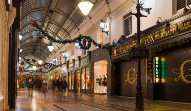 Bournemouth's Festive Arcade