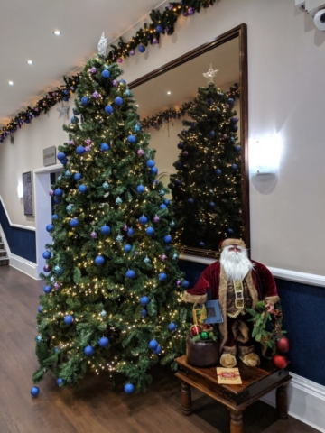 Suncliff Hotels Christmas Tree